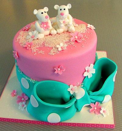 Детские торты на день рождения как