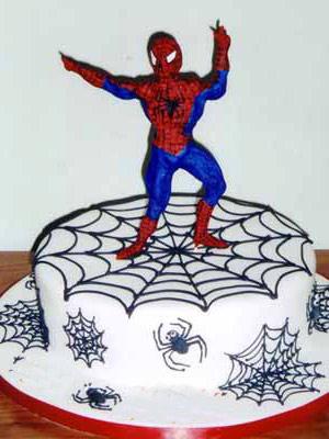 Украсить детский торт своими руками