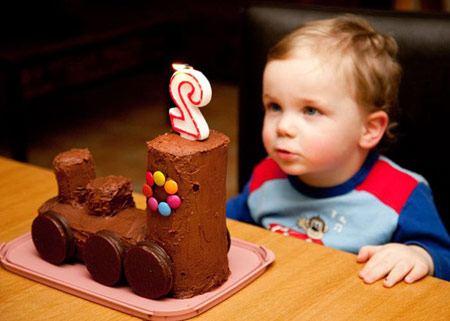 Делаем торт ребенку своими руками 19