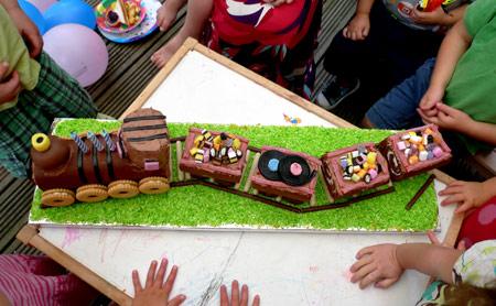 Торт своими руками на детский день рождения видео