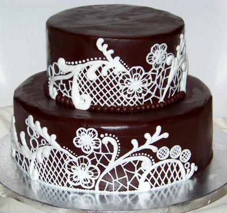 Как украсить торт копилка идей с фото!  8 Ложек