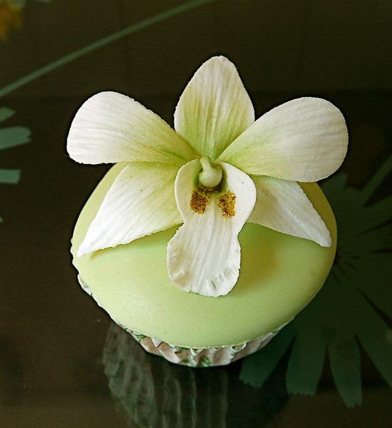 Цветы из мастики для тортов своими руками