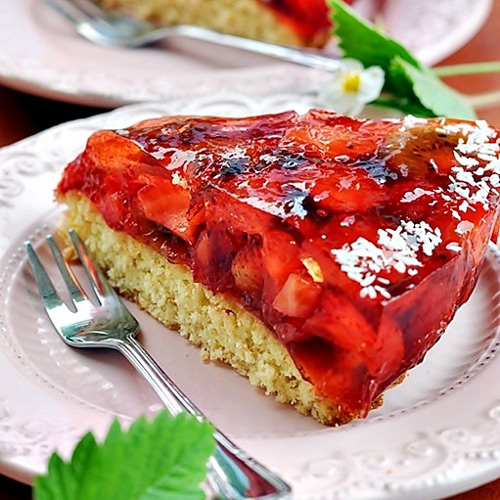 Желе на торт как делать