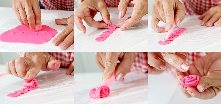 Как приготовить мастику для торта своими руками